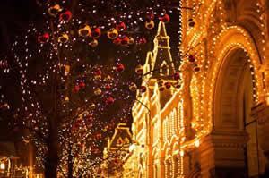 День рождения Нового Года - история возникновения традиций празднования Нового Года в России