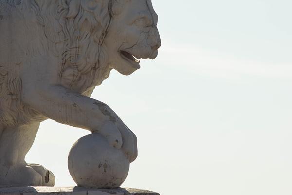 Елагиноостровский дворец-музей / Елагин дворец, Санкт-Петербург: мистика графа Калиостро и первые львы города