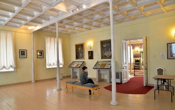 Приоратский дворец - летняя резиденция Мальтийского ордена в России