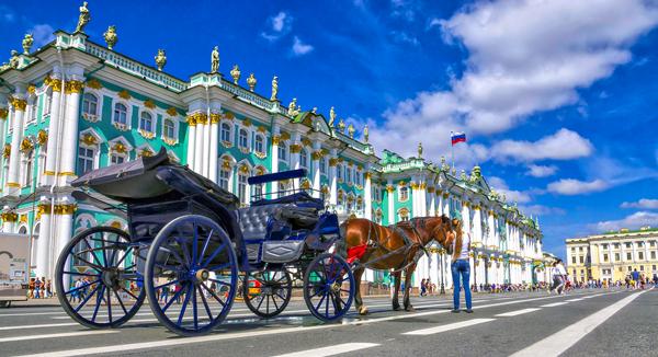 11 интересных фактов о Зимнем дворце, Санкт-Петербург, Россия