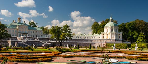 Интересные факты, связанные с Ораниенбаумом, Санкт-Петербург, Россия