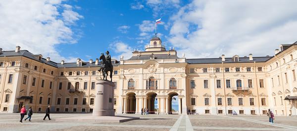Константиновский дворец, Стрельна, Сант-Петербург, Россия