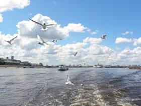 Речной круиз в Нижний Новгород