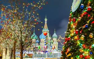 Новый Год 2016 россияне встретят на родине - - варианты встречи Нового Года в различных регионах России