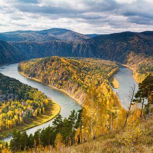Круизы по рекам Сибири