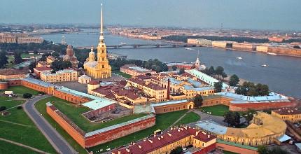 Петропавловская крепость и собор в Санкт-Петербурге - история и основные достопримечательности